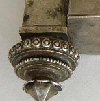 India silver pendant