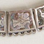 Mexico Ixtapa vintage necklace