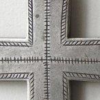 antique Ethiopian cross