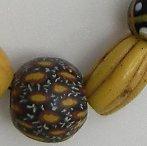 Burmese beads necklace