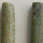 preColumbian tubular beads