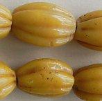 Irian Jaya melon beads