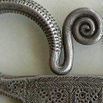 antique spirit lock