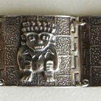 Taxco Mexico vintage bracelet