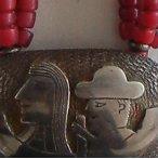 Patzcuaro Mexico necklace