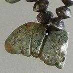 preColumbian stone necklace